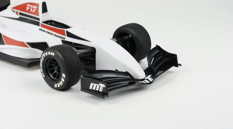 Front Wing '17 Montech