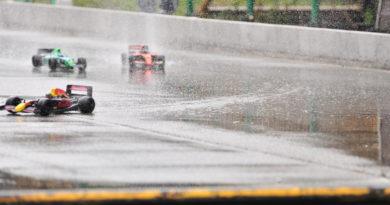 GP 9 & 10 WET Race!