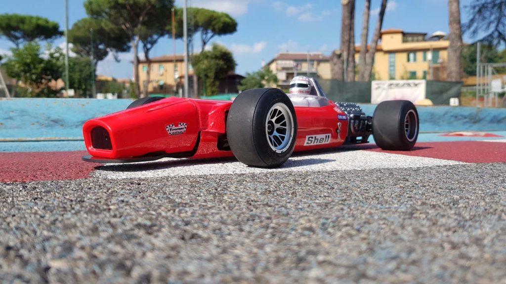Vintage F1 Fenix Racing