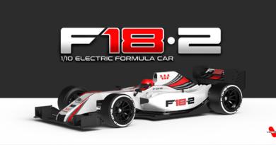 WRC Formula F1 2018 2.1