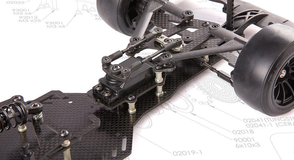 WRC Racing F18.2 Formula