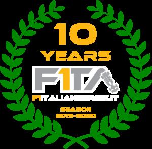 Logo_F1ITA_10_Anni