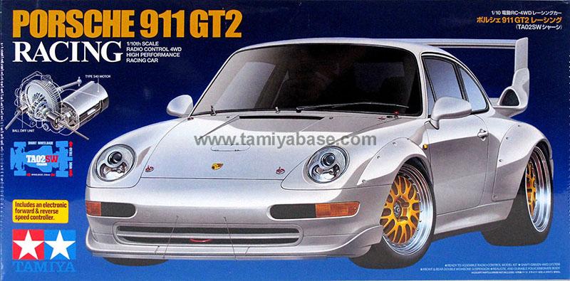 Porsche Cup TA02 Tamiya
